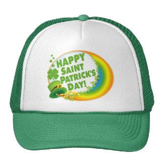 Happy Saint Patrick's Day! Hats