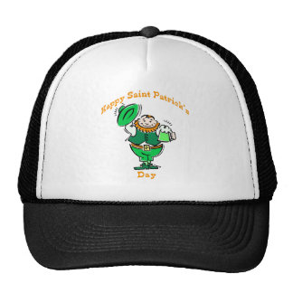 Happy Saint Patrick's Day Trucker Hat