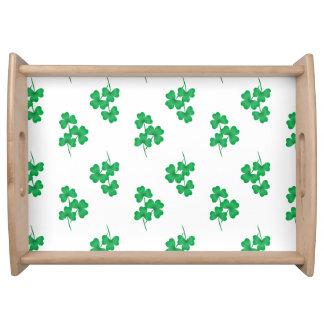 Happy Saint Patrick's Day! Serving Tray