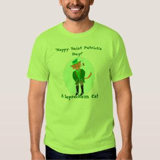 """Happy Saint Patrick's Day!""... T-shirts"