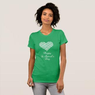 Happy Saint Patrick's Day - Women's Fine T-shirt