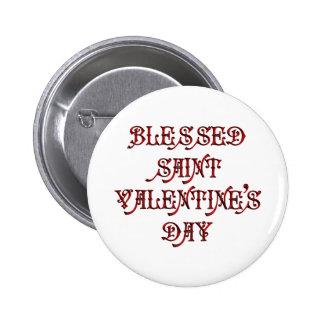 Happy Saint Valentine s Day Button