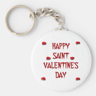 Happy Saint Valentine s Day Candy Boxes Keychain
