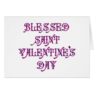 Happy Saint Valentine s Day Greeting Cards