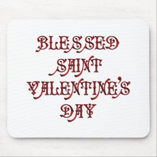 Happy Saint Valentine's Day Mouse Pad
