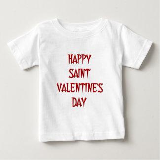 Happy Saint Valentine's Day Tee Shirts