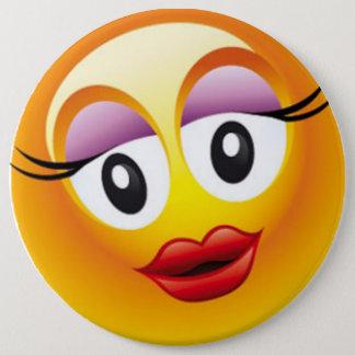Happy Sally Joy 6 Cm Round Badge
