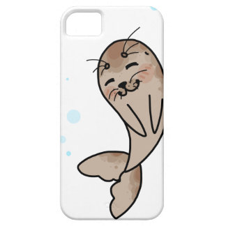 Happy Seal Case Case For The iPhone 5