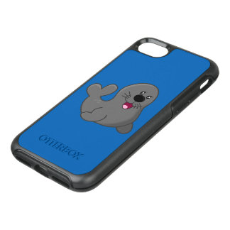 Happy seal OtterBox symmetry iPhone 7 case