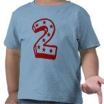 Happy Second Birthday T Shirt