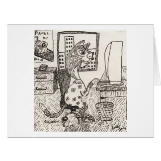 Happy Secretary Day Big Greeting Card