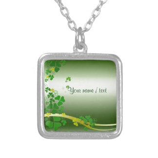 Happy Shamrock Necklace