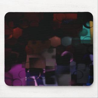 Happy Shapes 2 mousepad