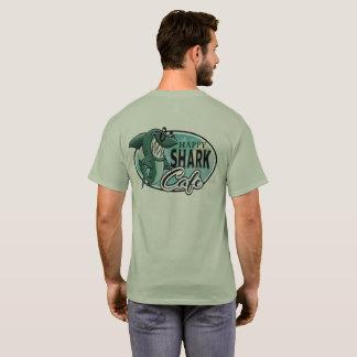 Happy Shark Cafe T-Shirt