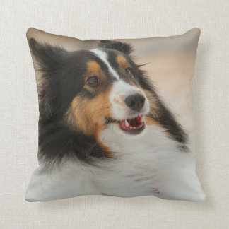 Happy Shelty Pillow