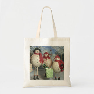 Happy Shoppers Tote Bag