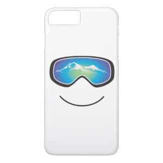 Happy Skier/Boarder iPhone 7 Plus Case