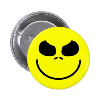 Happy Smiley Face Pins