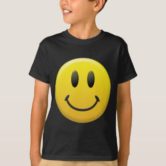 Happy Smiley Face T-Shirt