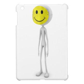 Happy Smiley Mask Case For The iPad Mini