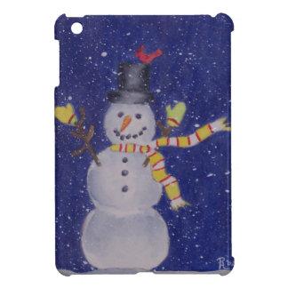 Happy Snow iPad Mini Case