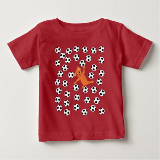 Happy Soccer by The Happy Juul Company Baby T-Shirt