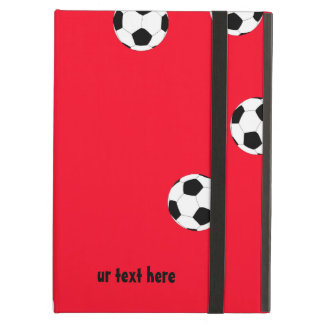 Happy Soccer by The Happy Juul Company Cover For iPad Air