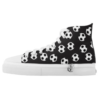 Happy Soccer by The Happy Juul Company Printed Shoes