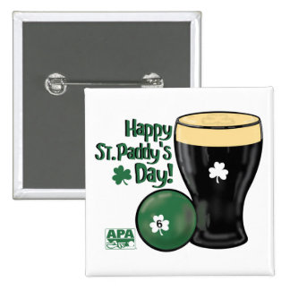 Happy St Paddy s Day Buttons