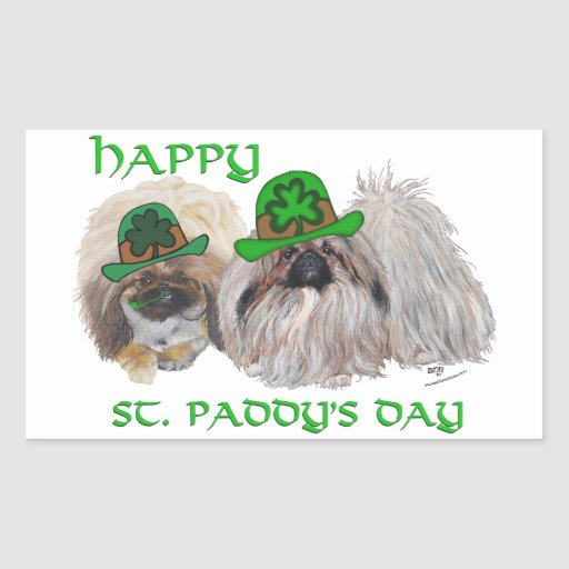 Happy St Paddys Day Sticker