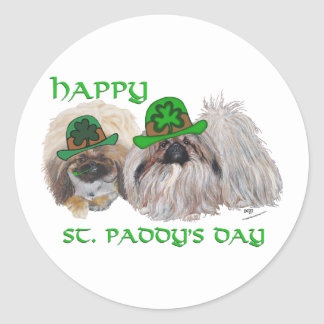 Happy St Paddys Day Stickers