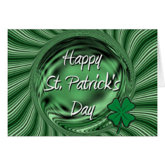 Happy St. Patrick's Day Cards
