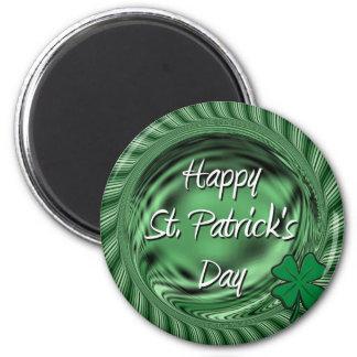 Happy St. Patrick's Day Fridge Magnets