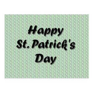Happy St. Patrick's Day Postcards
