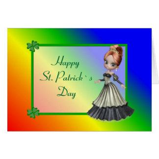 Happy St. Patrick`s Day Card