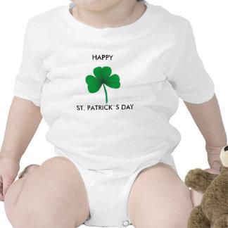 HAPPY ST. PATRICK`S DAY BODYSUIT