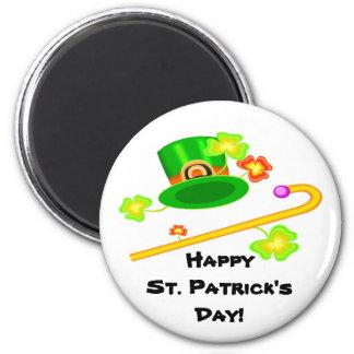 Happy St Patrick sDay Magnet