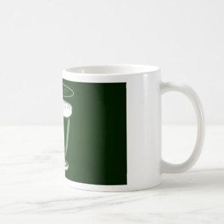Happy St. Patrick's Day! Basic White Mug