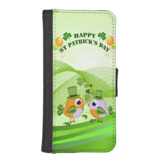 Happy St Patricks Day birds