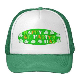 Happy St Patrick's Day Trucker Hat