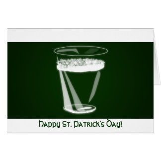 Happy St. Patrick's Day! Card