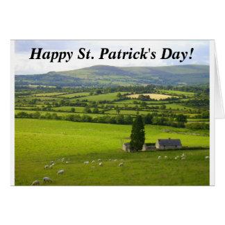 Happy St. Patrick's Day! Card