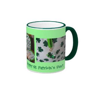Happy St. Patrick's Day! Coffee or Tea Mug