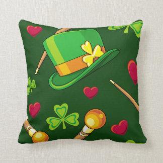 Happy St. Patrick's Day! Cushion