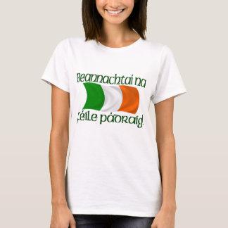 Happy St. Patrick's Day (Gaelic) T-Shirt