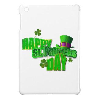 Happy St. Patricks Day iPad Mini Covers