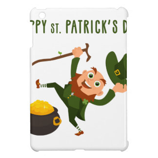Happy St. Patrick's Day iPad Mini Cases