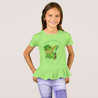 Happy St Patrick's Day Leprechaun T-Shirt