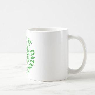 Happy St. Patrick's Day! Coffee Mugs