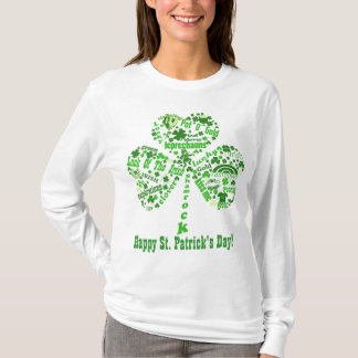 Happy St. Patrick's Day Quotes T-Shirt